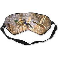 Eye Mask Eyeshade Duck Flying Sleep Mask Blindfold Eyepatch Adjustable Head Strap preisvergleich bei billige-tabletten.eu