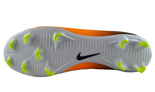 Nike Mercurial Victory Vi Df Fg, Chaussures de Football Homme Orange (Laser Orange/black/white/volt)