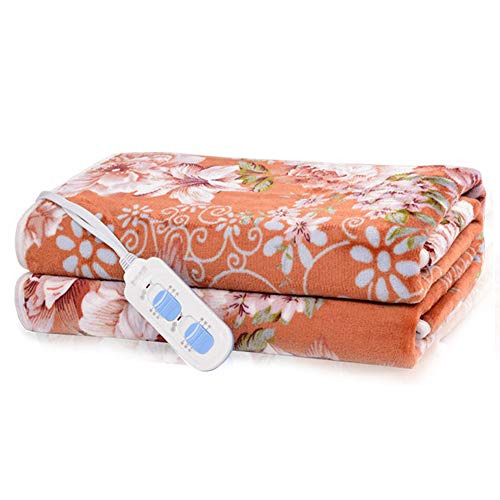 Hot-bed scaldasonno sensitive matrimoniale, tessuto anallergico, coprimaterasso maxi 170 x 120 cm, 6 temperature, risparmio energetico, lavabile in lavatrice,b