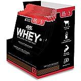 Optimum Nutrition (ON) 100% Whey Protein Powder Trial Box – Pack of 10 Sachets (Chocolate Milkshake)