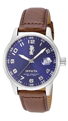 Invicta 15254 I-Force Montre Homme acier inoxydable Quartz Cadran bleu