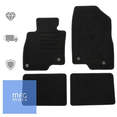 CARMAT Fussmatten BASIC MZ/M6Y12/B/B (2014 Fußmatten Mazda 6)