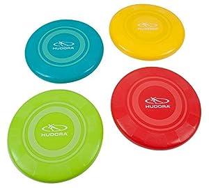 HUDORA Wurfscheibe Frisbee (1 Stk.) - Zufällige Farbauswahl - 71081