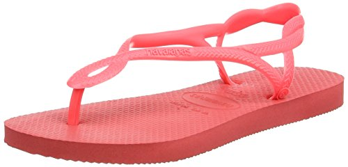 Havaianas Luna, SandalesFemme Rose (Coral New 6024)