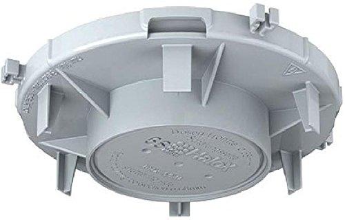 KAISER 128101 Einbaugehäuse HaloX100 Frontteil