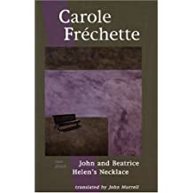Carole Frechette: Two Plays by Carole Frechette (2007-09-01)