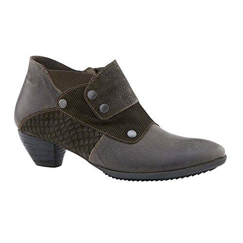 Think Aha 89204, Boots femme Marron