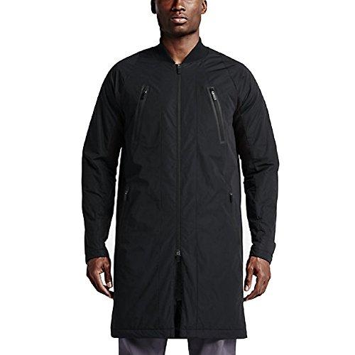 Nike Air Jacket–Jacke Linie Michael Jordan für Herren schwarz / rot