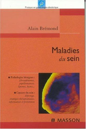 Maladies du sein par Brémond