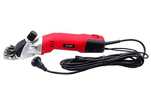 SDZSH Einstellbare Geschwindigkeit 750W Schafschere Haarschneidemaschinen Elektrischer Handheld Professionelle Trimmer-Schermaschine