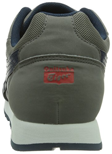 ASICS Curreo, Sneakers Basses adulte mixte Gris (1150-Grey/Navy)