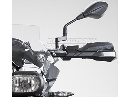 Preisvergleich Produktbild SW-Motech KOBRA Motorrad Handprotektoren Paar mit Aluminiumrahmen