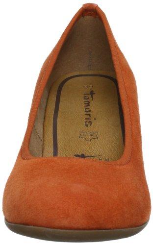 Tamaris 22431, Escarpins femme Orange (Burned Orange 624)