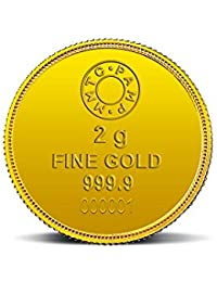 Lotus 24k (999.9) 2 gm Gold Coin