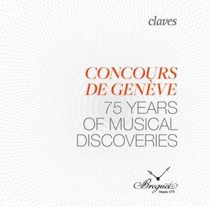 Various - Concours De Geneve - 75 Years Of Mu Geneve Music Box