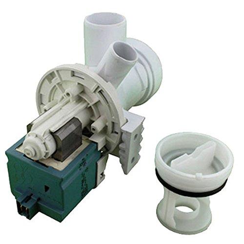 SPARES2GO Drain Pump & Filter Housing Assembly für Servis Waschmaschinen - Outlet Assembly
