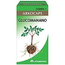 GLUCOMANANO ARKOCAPS 80 CAPSULAS
