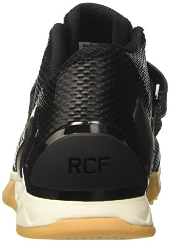 Reebok R Crossfit Transition Lft, Sneaker a Collo Basso Donna Nero (Nero (Black/Classic White/Rbk Rubber Gum/Pewte))