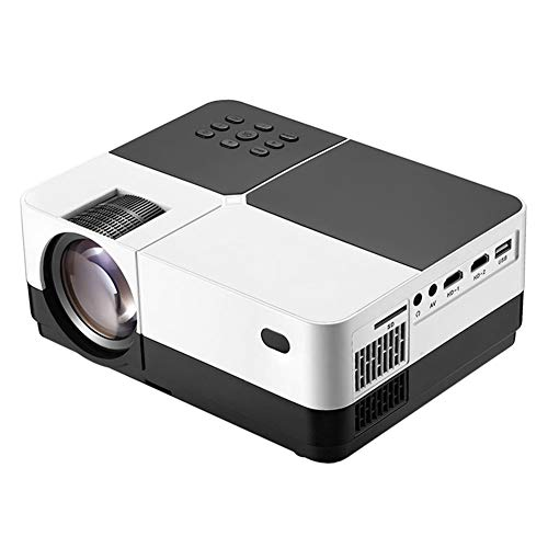 DJG Handy-Projektor Home Small Tragbare Projektionsfilm Heimkino-Projektor HD 3D Micro Dormitory Projector One Machine