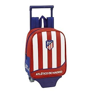 Atlético de Madrid Mochila guardería Ruedas, Carro, Trolley.