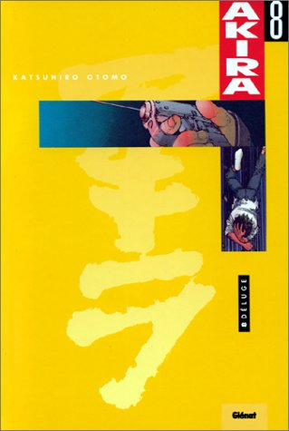 Akira - Couleur Vol 8: Déluge par OTOMO Katsuhiro