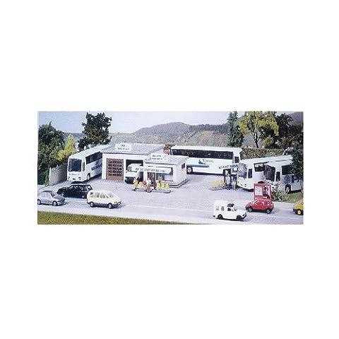 Hornby France - MKD - MK625 - Construction et Maquettes - Gare routière