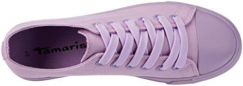 Tamaris 23600, Sneakers Basses Femme Violet (LAVENDER 551)