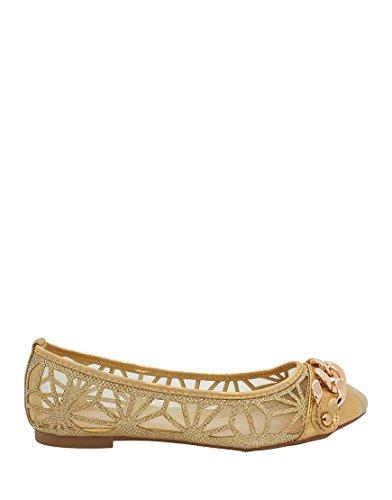 London Footwear - Ballet Donna Oro (oro)