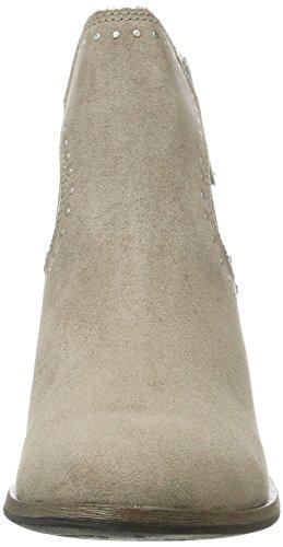 Marco Tozzi 25054, Bottines Chelsea Femme Marron (taupe Comb)
