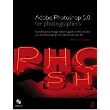 Adobe Photoshop 5.0 for Photographers by Martin Evening (1998-08-19)