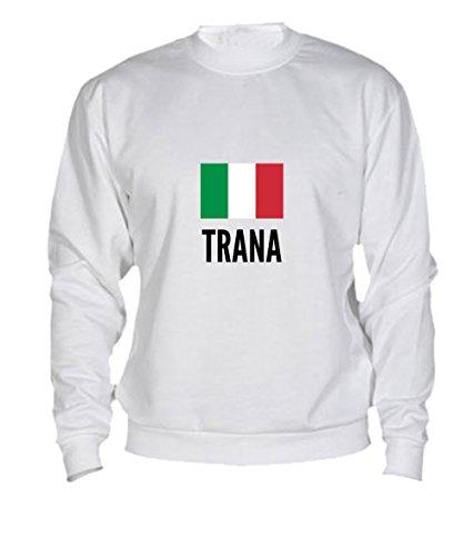 Felpa Trana city White