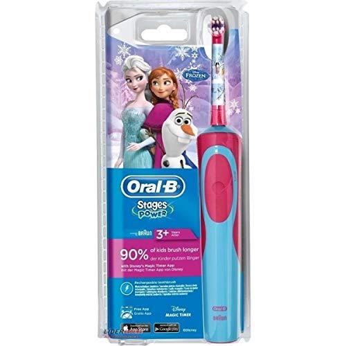 Braun Frozen Cepillo Dental - 800 gr