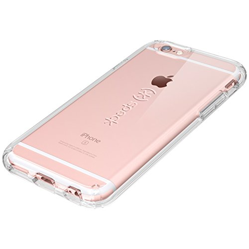 Speck Hard Case Candy Shell für Apple iPhone 6/6S 11,3 cm (4,7 Zoll) clear Transparent (4,7 Zoll)