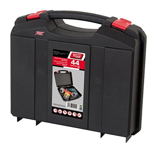 Großer, leerer Koffer für elektrische Werkzeuge
