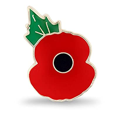 The Royal British Legion Poppy Lapel Pin Large