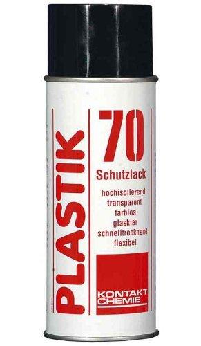 KONTAKT CHEMIE - Plastik 70 - Laque Acrylique...