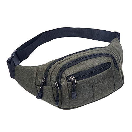 CALATE Sport Hüfttasche,Hüfttasche Hundetraining Nylon Militär Kompakt Taktische Hüfttaschen,Gürteltasche Handytasche Tasche Reise Wandern -