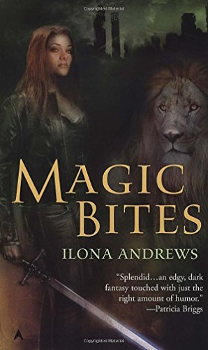 Magic Bites (Kate Daniels Novels)
