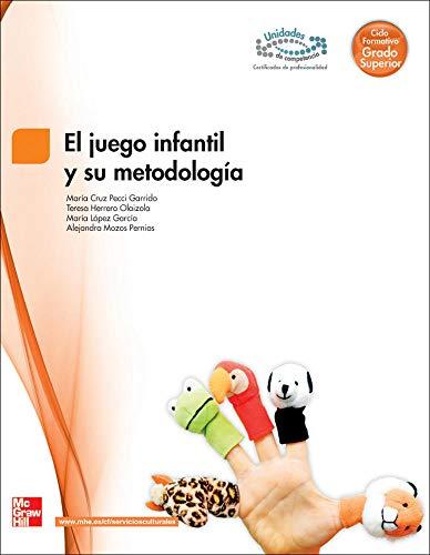 EL JUEGO INFANTIL Y SU METODOLOGIA.GRADO SUPERIOR - 9788448171513