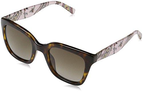 Tommy hilfiger th 1512/s ha 9n4 50, occhiali da sole donna, marrone (havana brown/brwn sf)