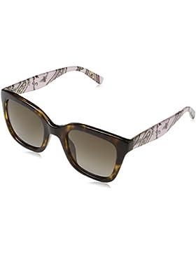 Tommy Hilfiger Unisex-Erwachsene Sonnenbrille TH 1512/S HA, Schwarz (Havana Brown), 50