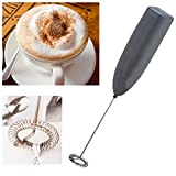 IKEA Black Coffee Latte Hot Chocolate Milk Frother Whisk Frothy Blend Mixer Whisker BN by Concept4u