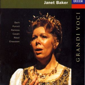 Janet Baker - Grandi Vocci