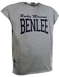BENLEE Muskel edwards - Camiseta para hombre, tamaño XXL, color gris