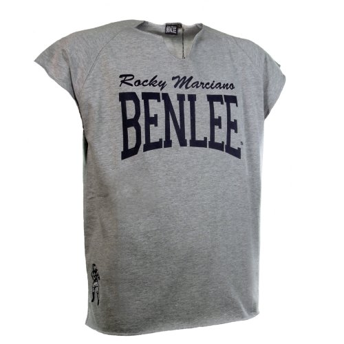 BENLEE Rocky Marciano T-Shirt , Schwarz,(Grau 1004), 195005, Grösse: XL (T-shirt Lee Hat)