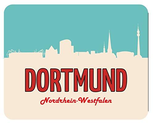 Preisvergleich Produktbild Mousepad Dortmund Skyline