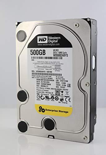 Western Digital WD5002ABYS RE3 500GB interne Festplatte 3.5