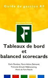 Tableaux de bord et balanced scorecards