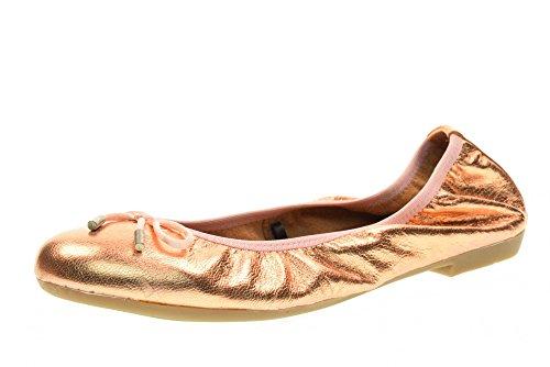 GIOSEPPO chaussures de ballerine 39892-97 de Yuliana Rosa antico