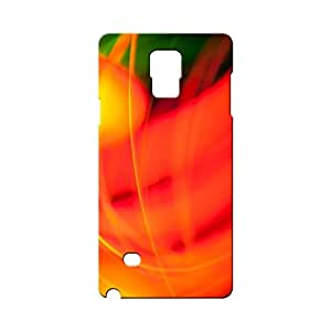 BLUEDIO Designer Printed Back case cover for Samsung Galaxy Note 4 - G5081